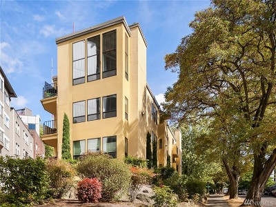 Seattle Condo/Townhouse For Sale: 1516 E Pike St #301