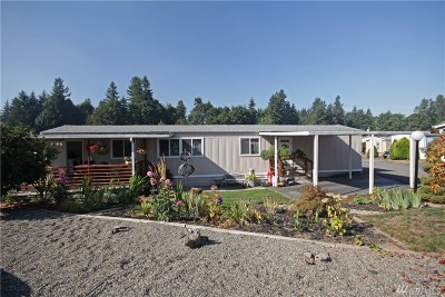 King County Single Family Home For Sale: 25739 135 Ave SE #1