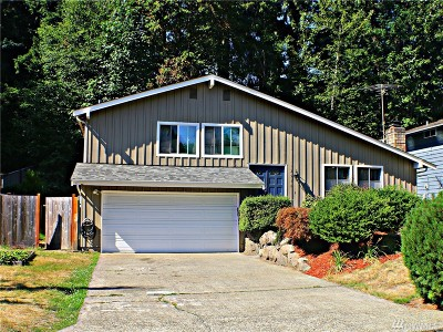 Kirkland Single Family Home For Sale: 12538 NE 138th Place