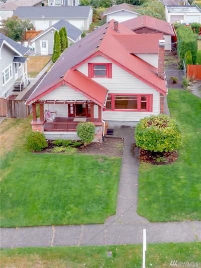 Tacoma Single Family Home For Sale: 917 N Alder St