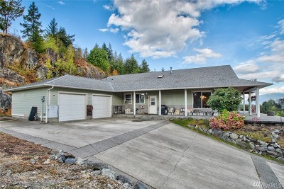 Sedro Woolley Single Family Home For Sale: 306 Longtime Lane
