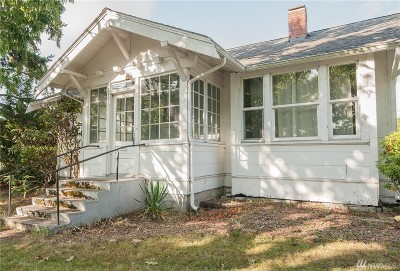 Bellingham WA Single Family Home For Sale: $258,500