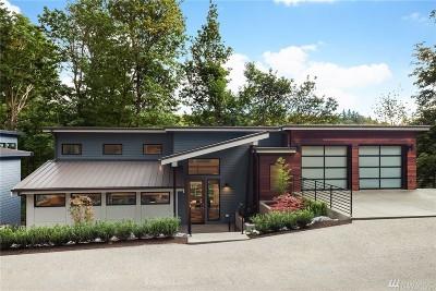 Kirkland Single Family Home For Sale: 10802 104th Ave NE