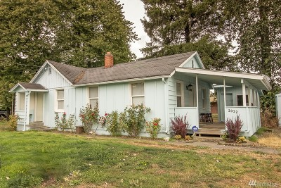 Ferndale Single Family Home For Sale: 2032 Cherry St