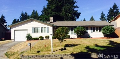 King County Single Family Home For Sale: 3236 S 296th Place