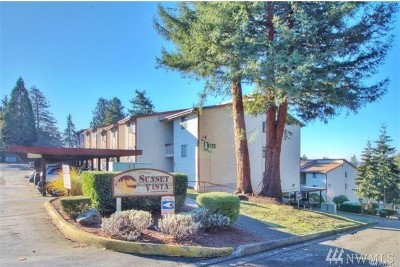 King County Condo/Townhouse For Sale: 2531 S 248th St #A37