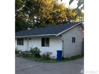 Seatac Single Family Home For Sale: 22115 Military Rd