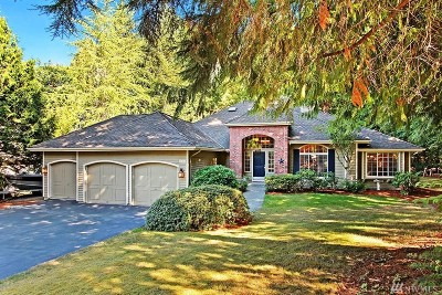 Redmond Single Family Home For Sale: 5010 243rd Ave NE