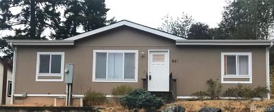 Tacoma Single Family Home For Sale: 921 132nd St E