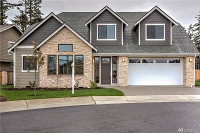 Anacortes Single Family Home Contingent: 2711 Strom Place
