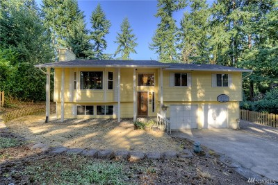 Lake Tapps WA Single Family Home For Sale: $360,000