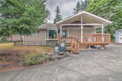 Milton Single Family Home For Sale: 715 Milton Way