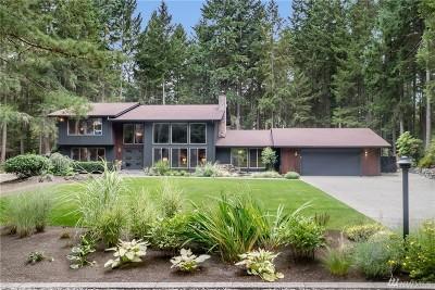 Gig Harbor Single Family Home For Sale: 9610 40th Av Ct NW