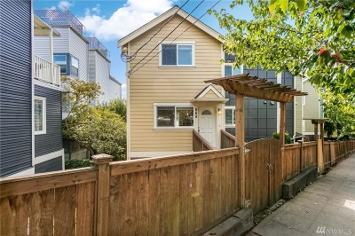 Single Family Home For Sale: 569 Ward Place