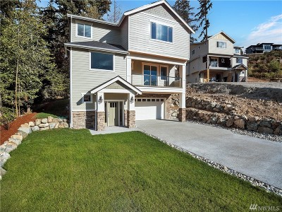 Anacortes Single Family Home For Sale: 1401 Dakota Ave