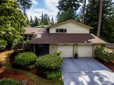 Edmonds Single Family Home For Sale: 18917 86th Place W