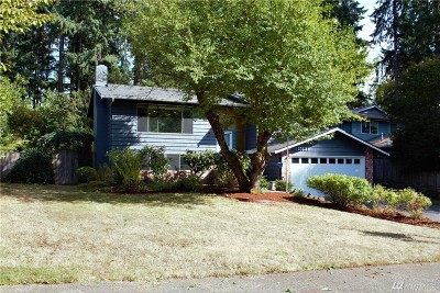Lynnwood Single Family Home For Sale: 20621 23rd Ave W