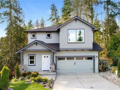 Puyallup Single Family Home For Sale: 8406 130th St E
