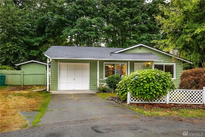 Lake Stevens Single Family Home For Sale: 8516 9th Place NE