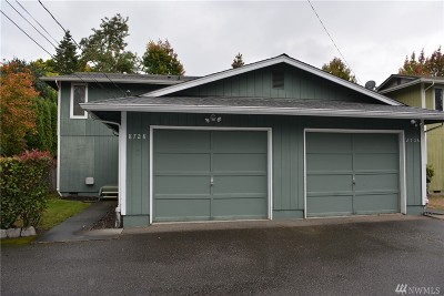 Kirkland Rental For Rent: 8728 116th Ave NE