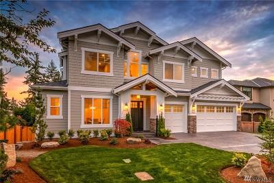 Bellevue Single Family Home For Sale: 9217 NE 5th St