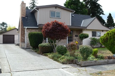Burien Single Family Home For Sale: 505 SW 137th St