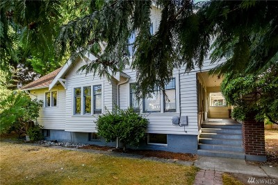 Seattle Single Family Home For Sale: 356 NW 80th St