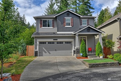 Bothell Single Family Home For Sale: 19532 33rd Dr SE