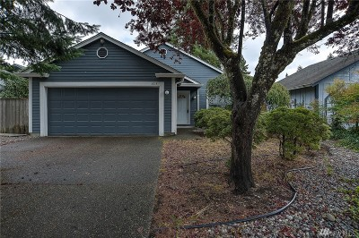 Tumwater Single Family Home For Sale: 2614 Douglas St SW