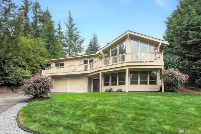 Bothell Single Family Home For Sale: 2603 189th St SE
