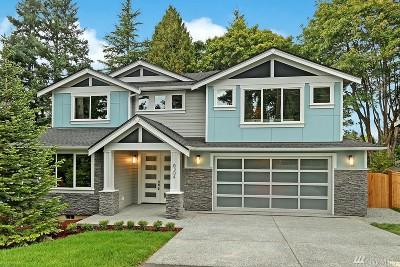 Kenmore Single Family Home For Sale: 6304 NE Arrowhead Dr