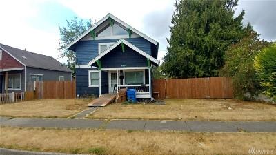 Tacoma Single Family Home For Sale: 6408 S Alder St