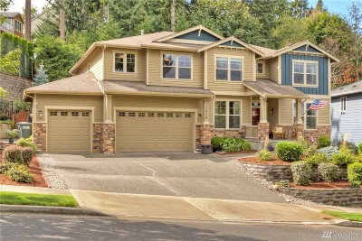 Pierce County Single Family Home For Sale: 2026 30th St Ct SE