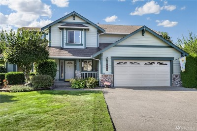 Tumwater Single Family Home For Sale: 3941 Cassie Dr SW