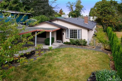Pierce County Single Family Home For Sale: 4809 N 16th St