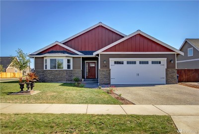Lynden Single Family Home For Sale: 2182 Shortcake Lane