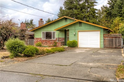 Pierce County Single Family Home For Sale: 1015 E 68th St