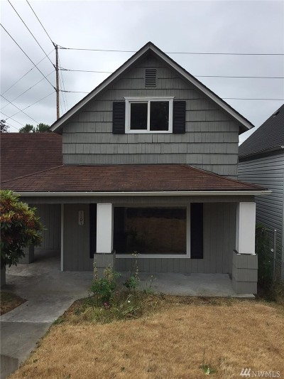 Everett Single Family Home For Sale: 1101 E Marine View Drive