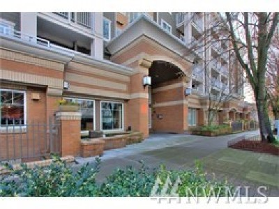 Condo/Townhouse For Sale: 1545 NW 57th St #530