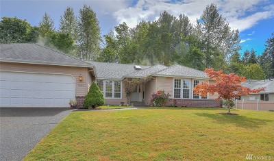 Renton Single Family Home For Sale: 18615 114th Ave SE