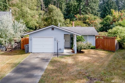 Federal Way Single Family Home For Sale: 36324 25th Place S