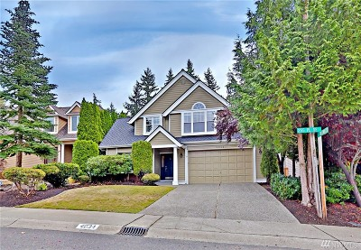 Sammamish Single Family Home For Sale: 4034 255th Place SE