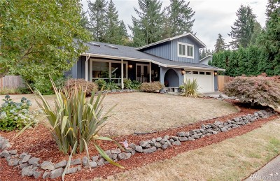 Renton Single Family Home For Sale: 14202 149th Place SE