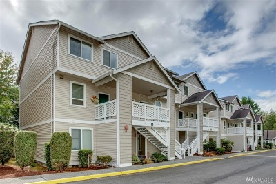 Kenmore Condo/Townhouse For Sale: 17827 80th Ave NE #B201
