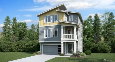 Seattle Single Family Home For Sale: 8227 S 118th Ct #Lot10