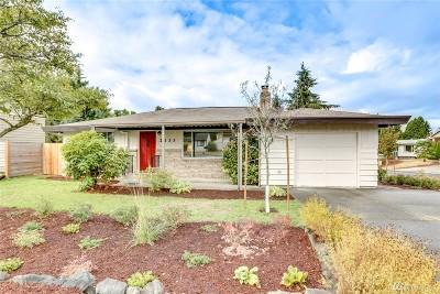 Renton Single Family Home For Sale: 2133 Edmonds Ave NE