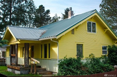 Blaine Single Family Home For Sale: 1168 Hughes Ave