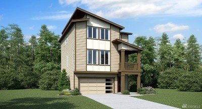 King County Single Family Home For Sale: 8237 S 118th Lane #Lot19