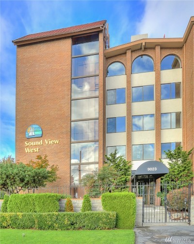 Seattle Condo/Townhouse For Sale: 9023 Mary Ave NW #206