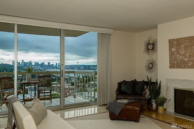 Seattle Condo/Townhouse For Sale: 4540 8th Ave NE #1406